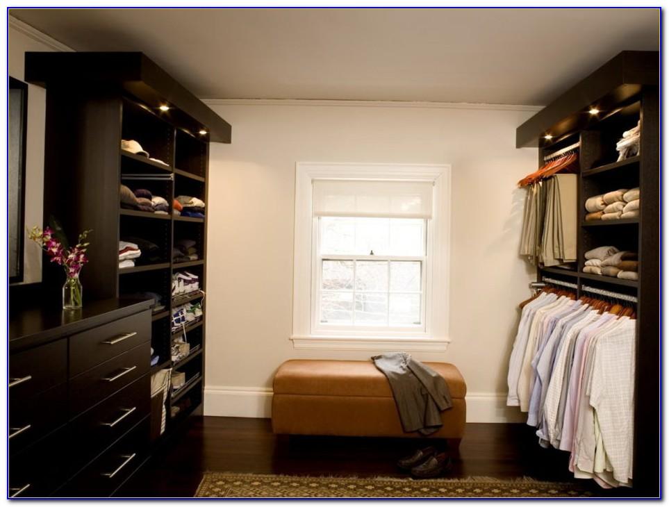 Converting A Small Bedroom Into A Closet