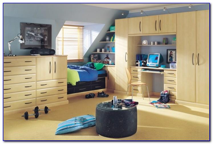 Cool Teen Boy Bedrooms