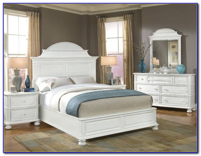 Country French Bedroom Furniture Sets