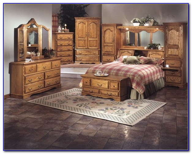 Country Style Bedroom Comforter Sets