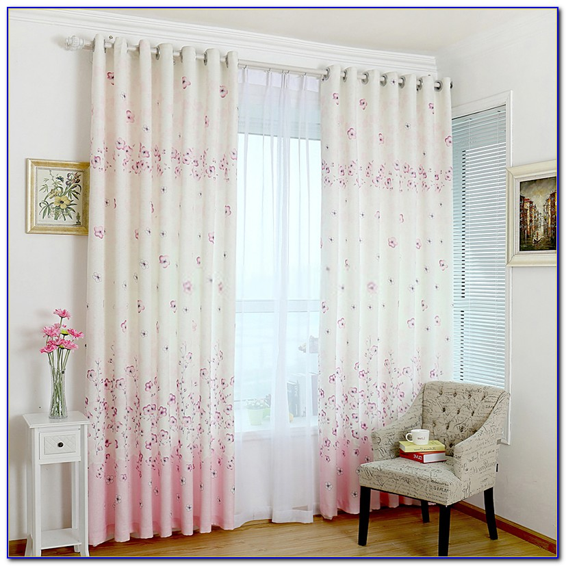 Cute Curtains For Bedroom