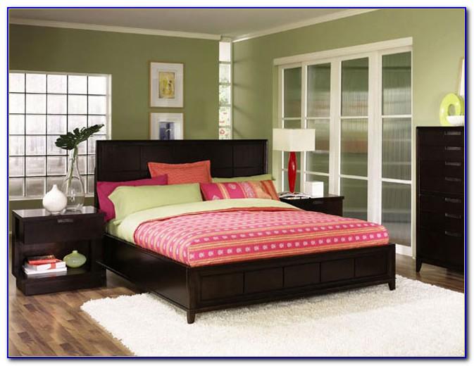 Dark Wood Master Bedroom Sets