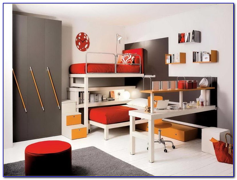 Desk Ideas For Small Bedrooms