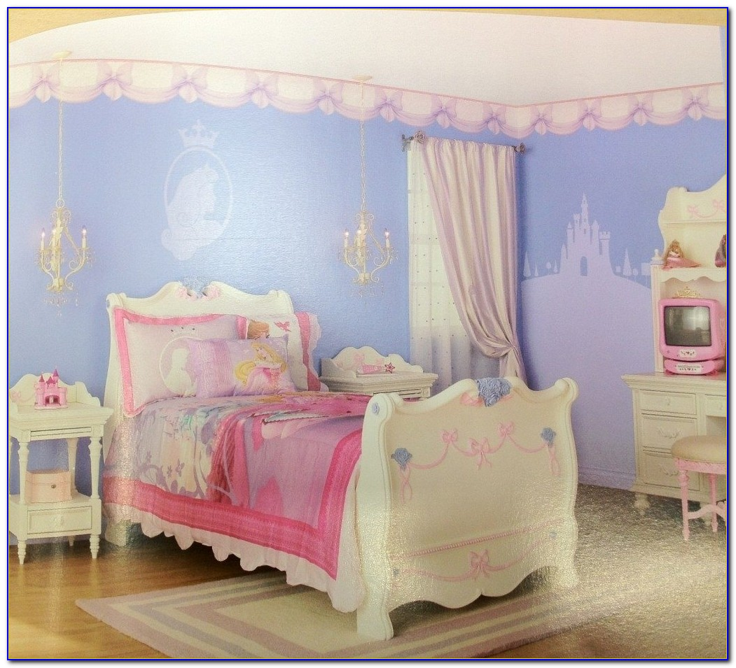 Disney Princess Room Decor In A Box