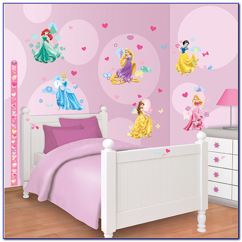 Disney Princess Room Decoration Games