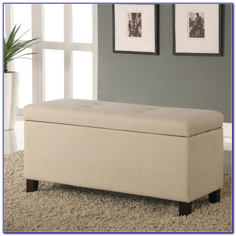 Diy Bedroom Storage Bench Seat