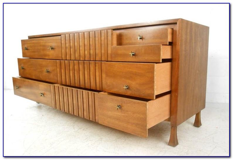Drexel Mid Century Bedroom Set