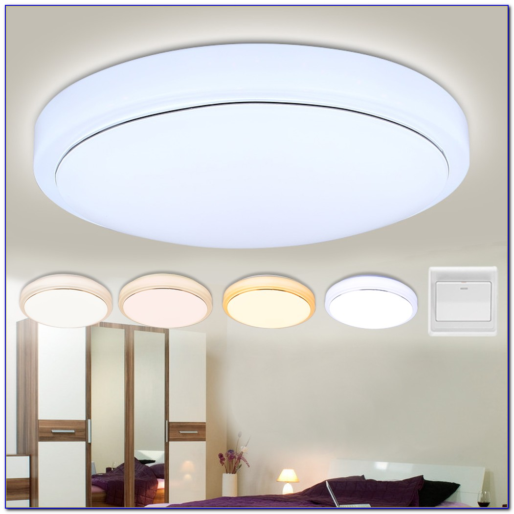 Flush Mount Bedroom Light Fixture