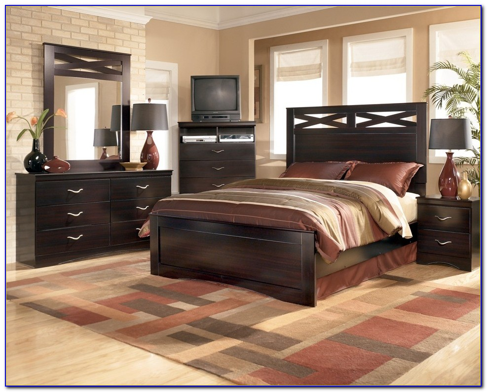 Full Bedroom Sets At Ashley Furniture
