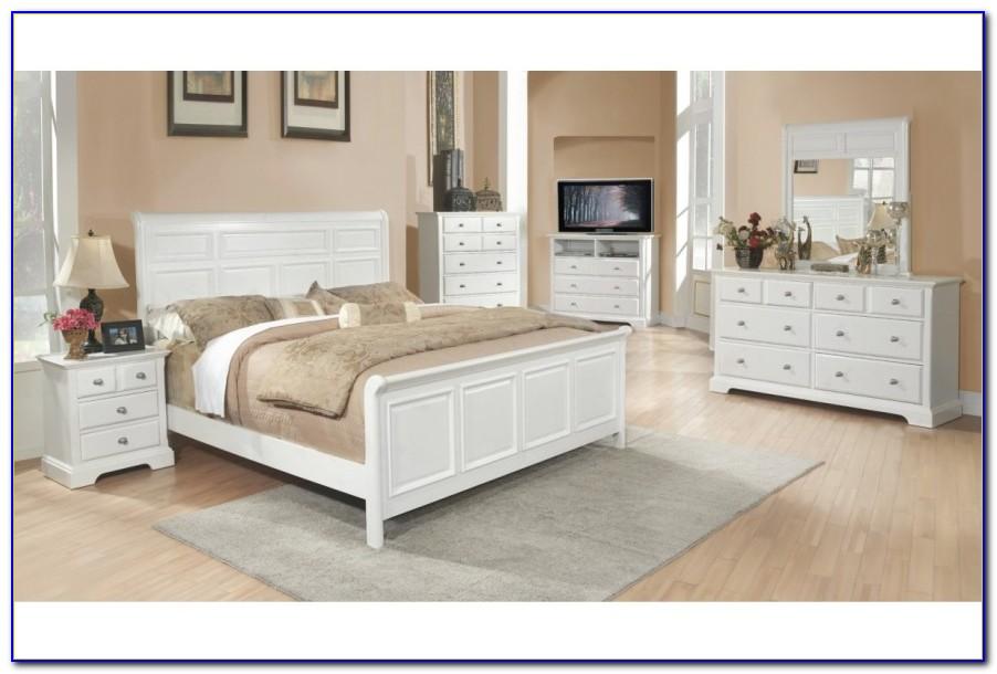 Gardner White King Size Bedroom Set