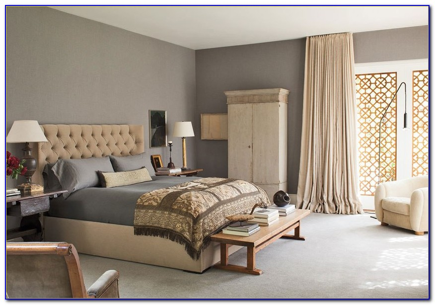 Gray And Beige Rooms