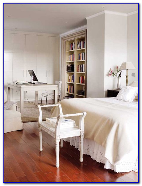 Guest Bedroom Home Office Decorating Ideas