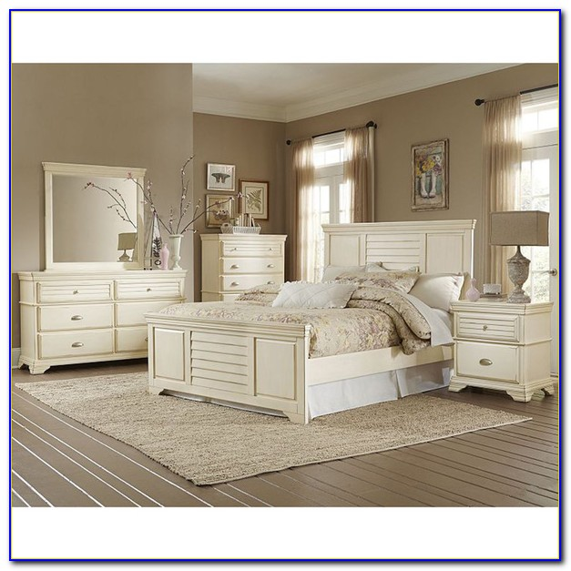 Heart Cottage White Bedroom Furniture