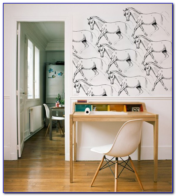 Horse Wallpaper For Bedroom Australia
