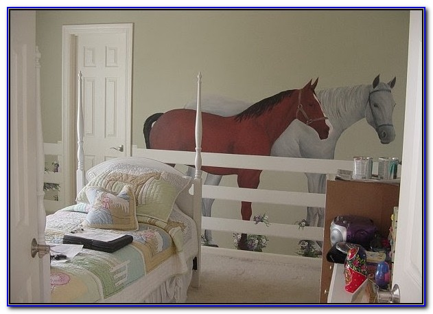 Horse Wallpaper For House