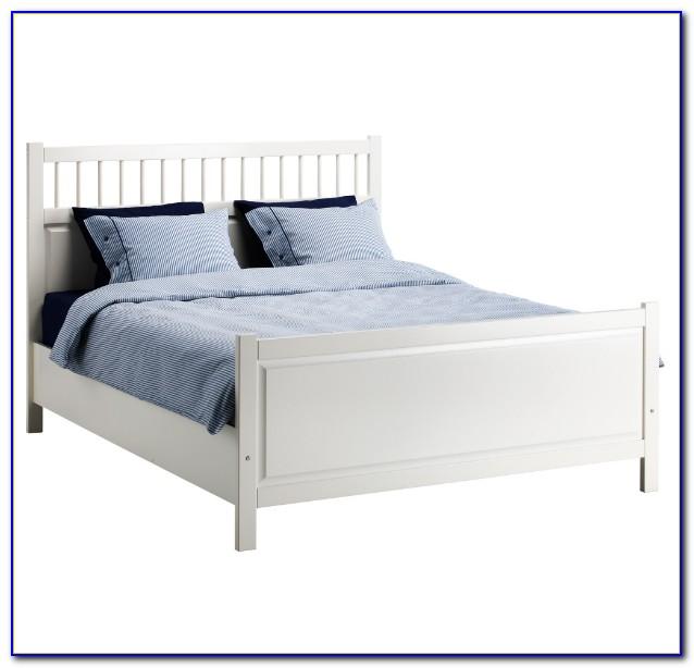 Ikea White Malm Bedroom Furniture