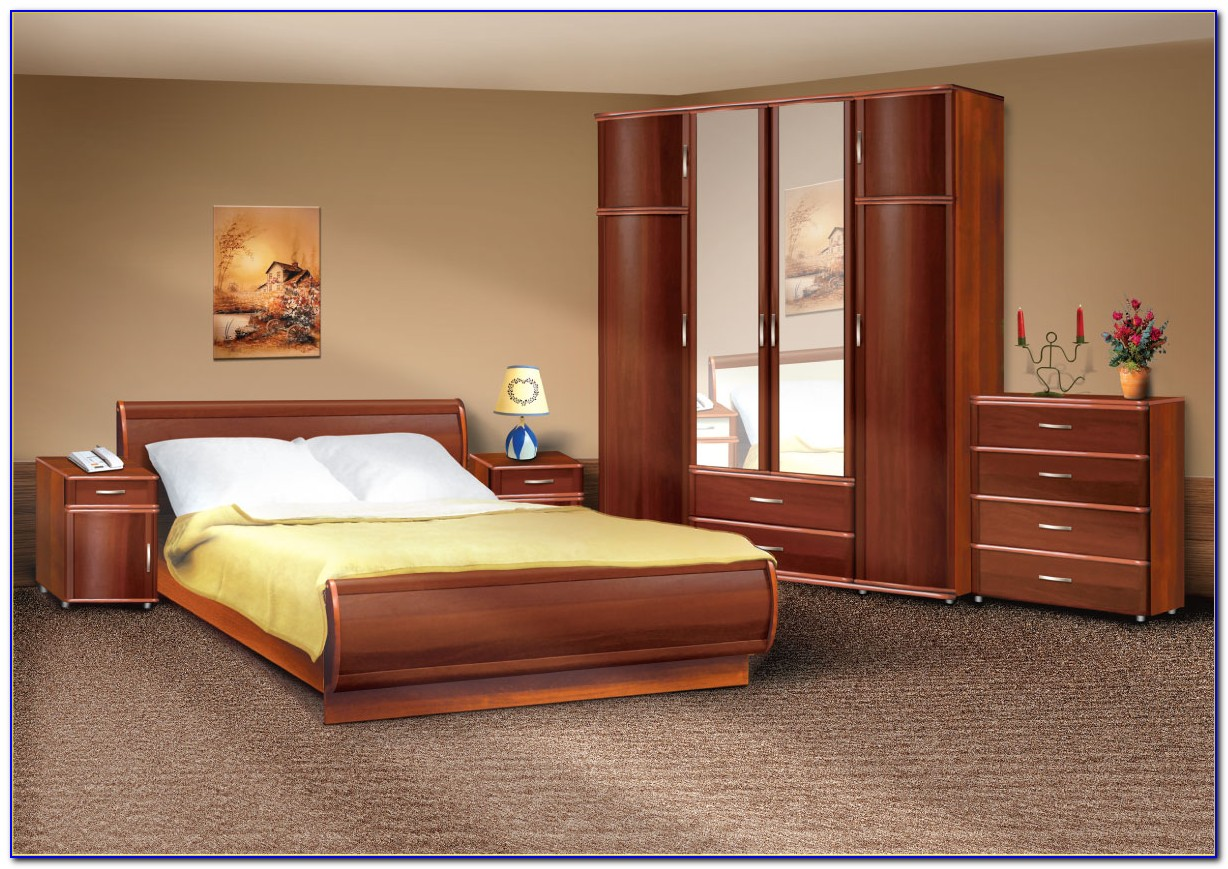 King Bedroom Sets For Small Rooms