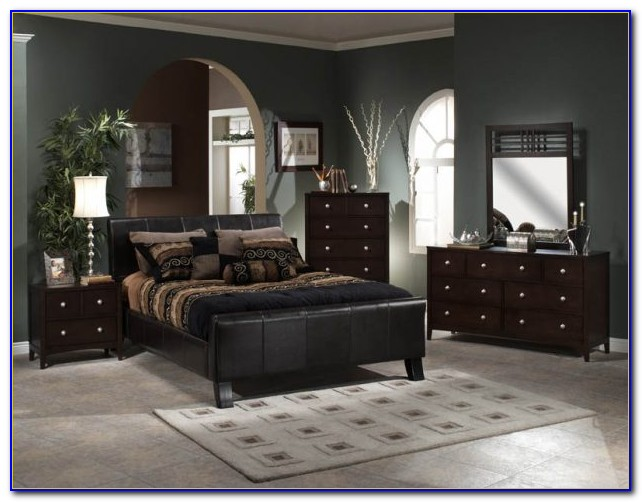 King Bedroom Sets With Mattress Included