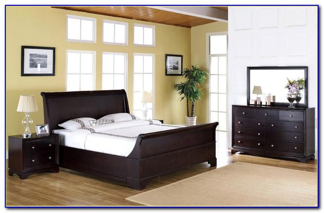 Ledelle Queen Sleigh Bedroom Set