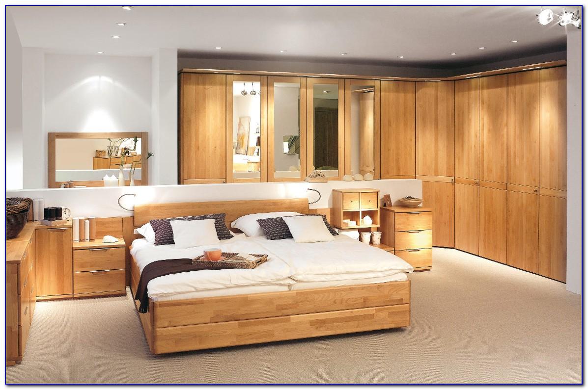 Light Wood Modern Bedroom Sets