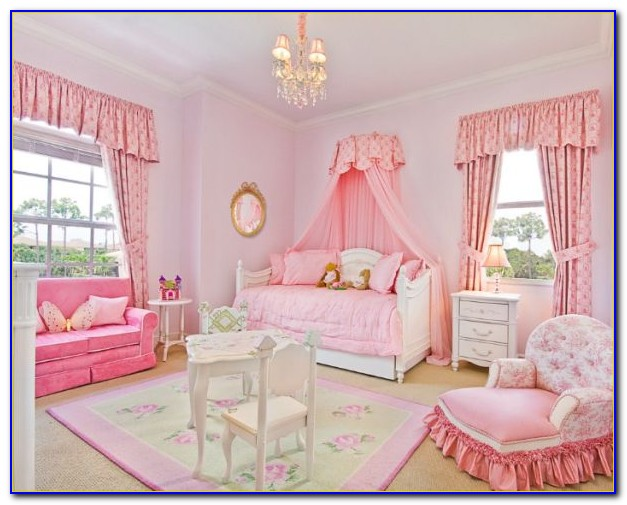 Little Girl Bedroom Decorating Ideas