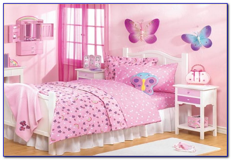Little Girl Room Decorating Ideas Pinterest