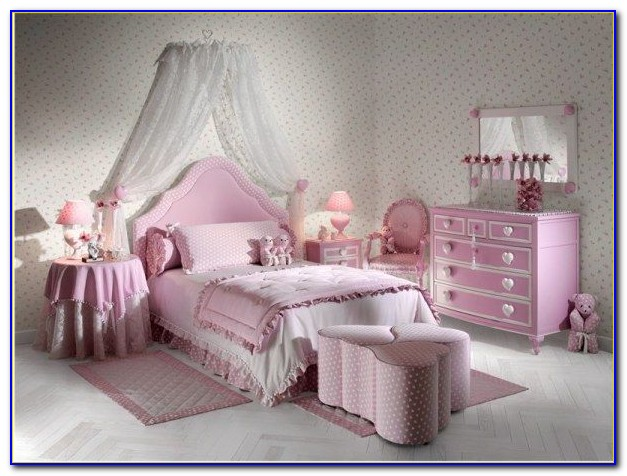 Little Girl Room Decorations