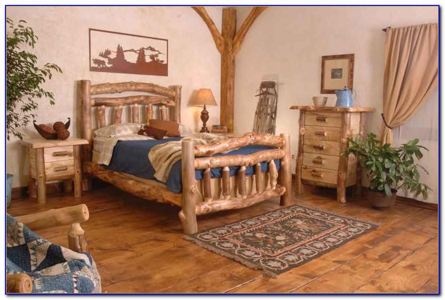 Log Cabin Style Bedroom Furniture