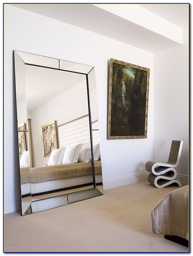 Long Wall Mirrors For Bedroom
