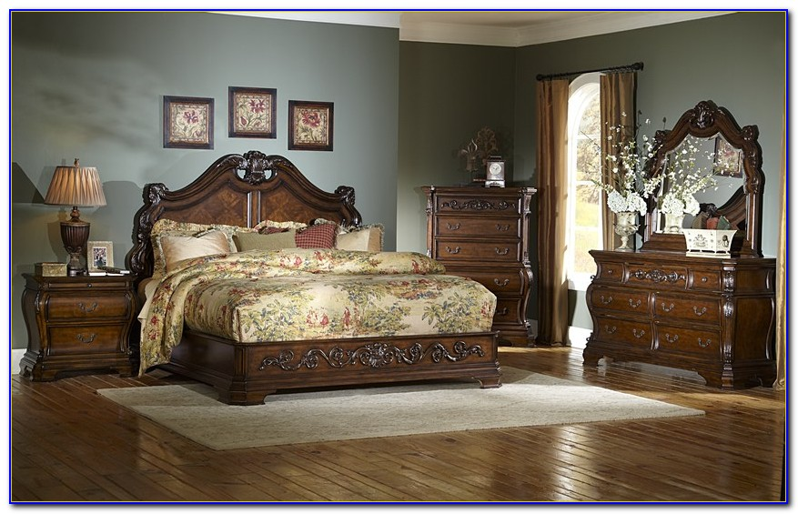 Luxury Master Bedroom Furniture Sets