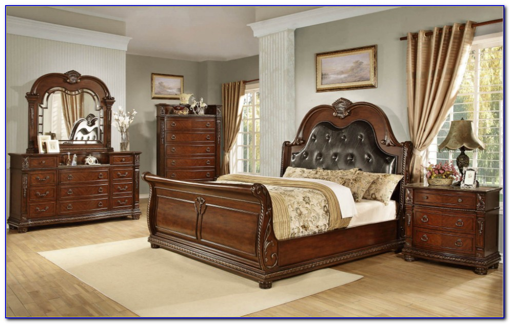 Marble Top Bedroom Sets