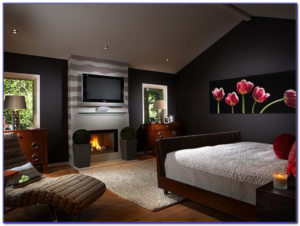 Master Bedroom Decorating Ideas Black Furniture