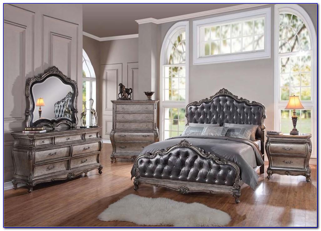 Master Bedroom Furniture Set Up