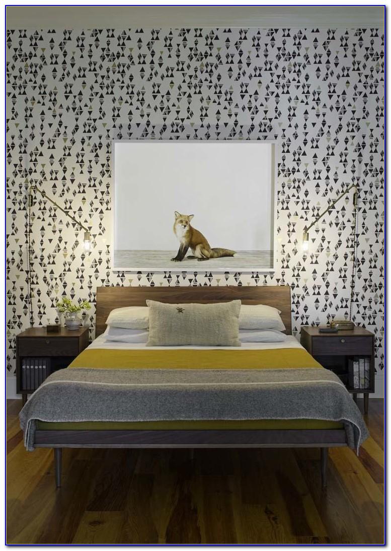 Mid Century Modern Bedroom Bench