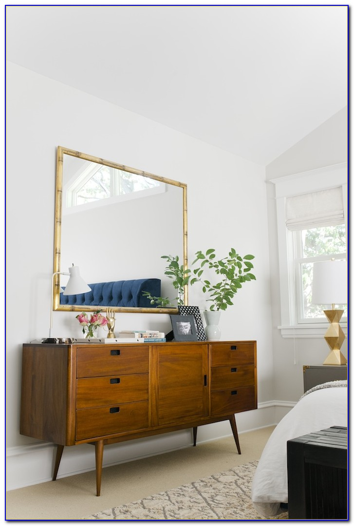 Mid Century Modern Bedroom Decor