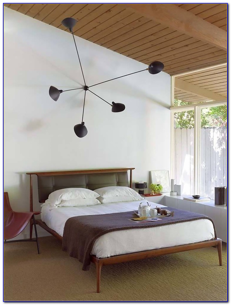 Mid Century Modern Bedroom Paint Colors