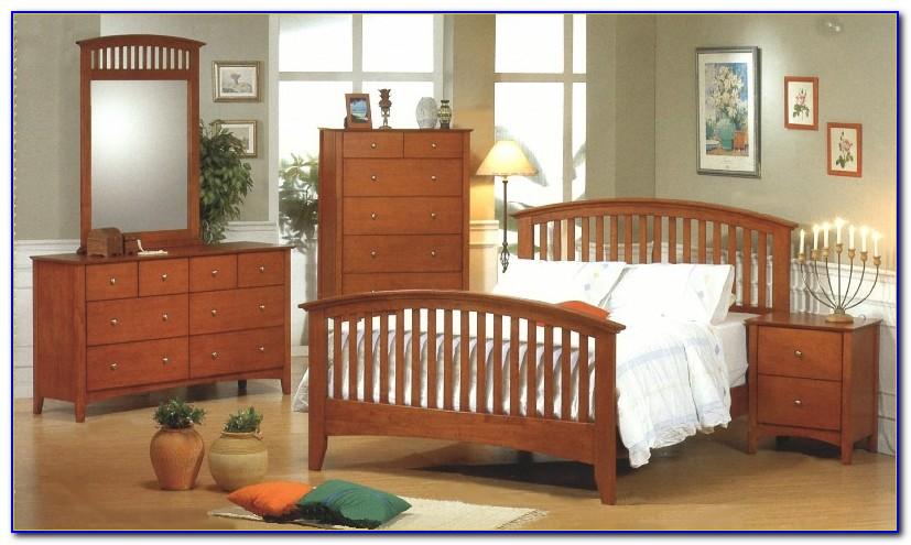 Mission Style Bedroom Set Wood