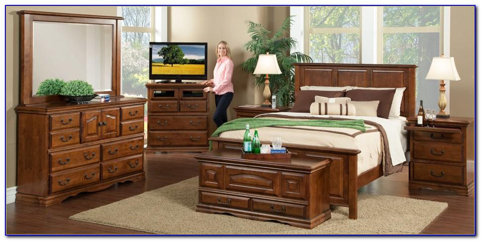 Oak Bedroom Furniture Made In Usa