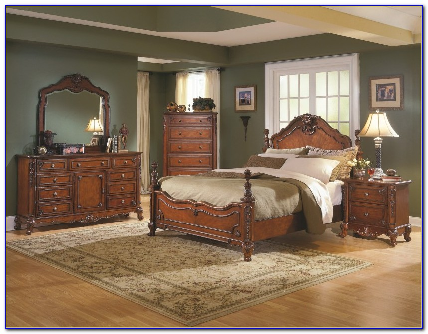Old World Bedroom Furniture