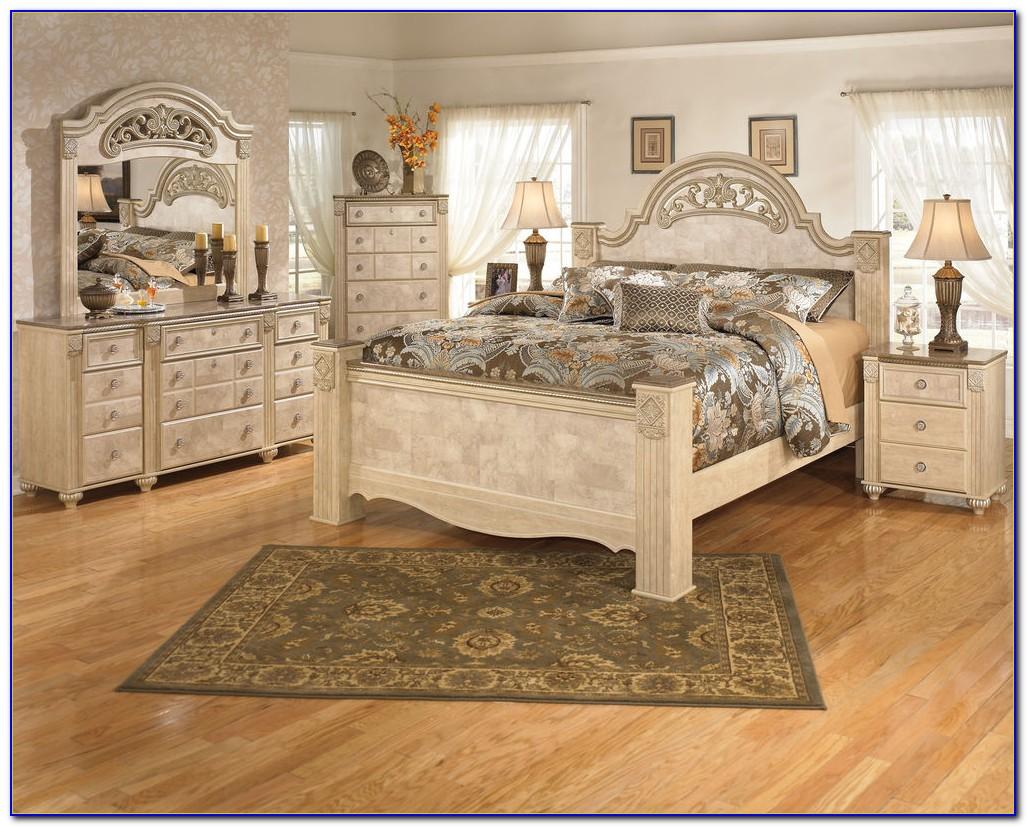 Old World King Bedroom Set