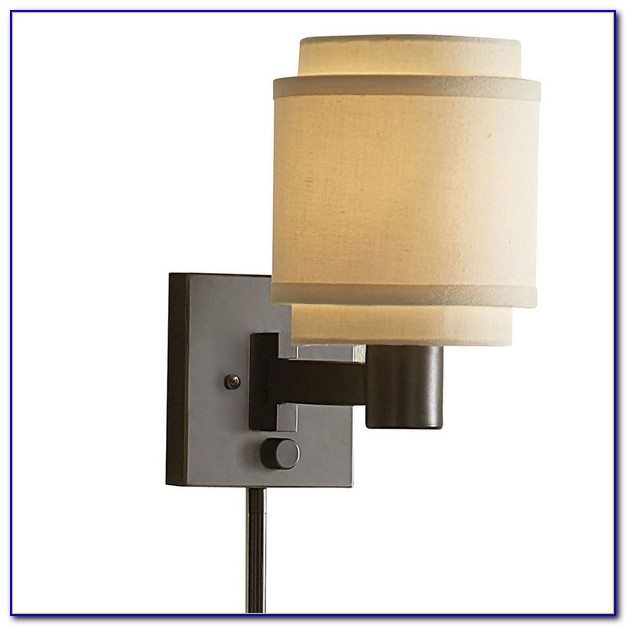 Plug In Wall Lamps For Bedroom Canada