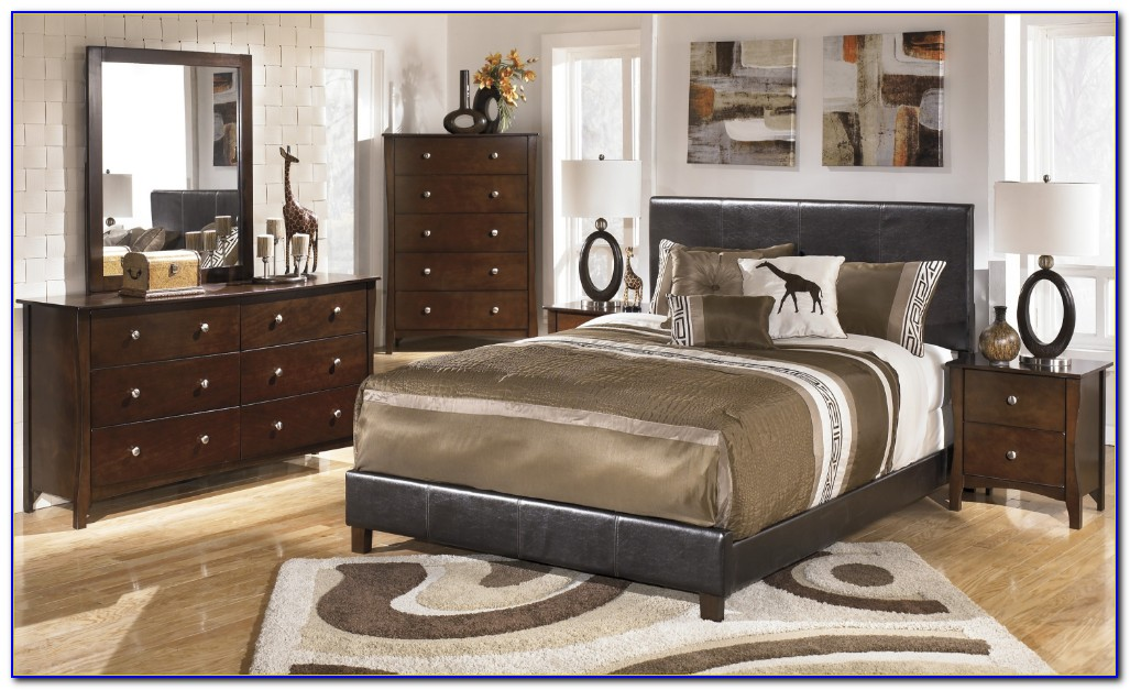 Porter Bedroom Set Ashley Furniture