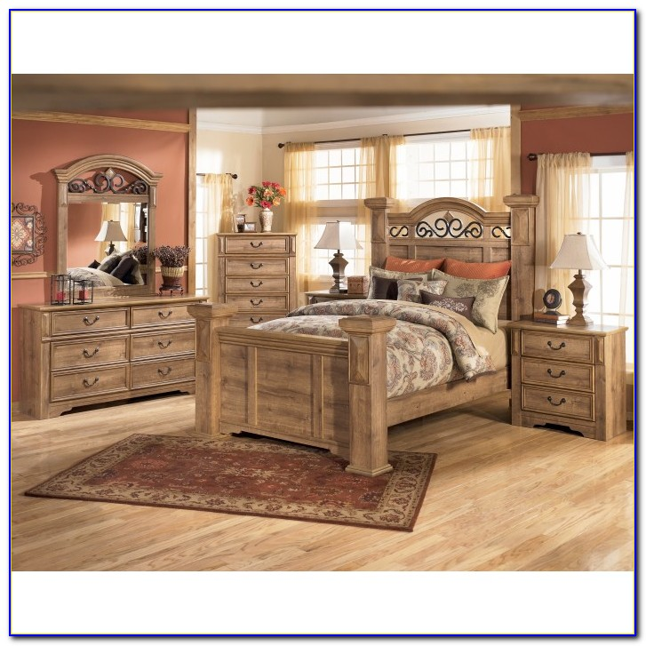 Prentice Bedroom Set Ashley Furniture