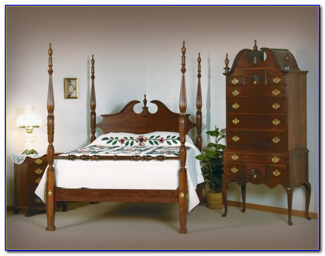 Queen Anne Bedroom Set