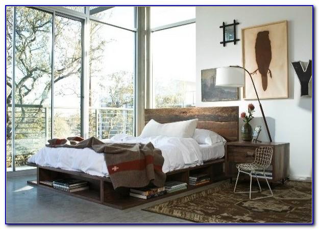 Reclaimed Lumber Bedroom Furniture