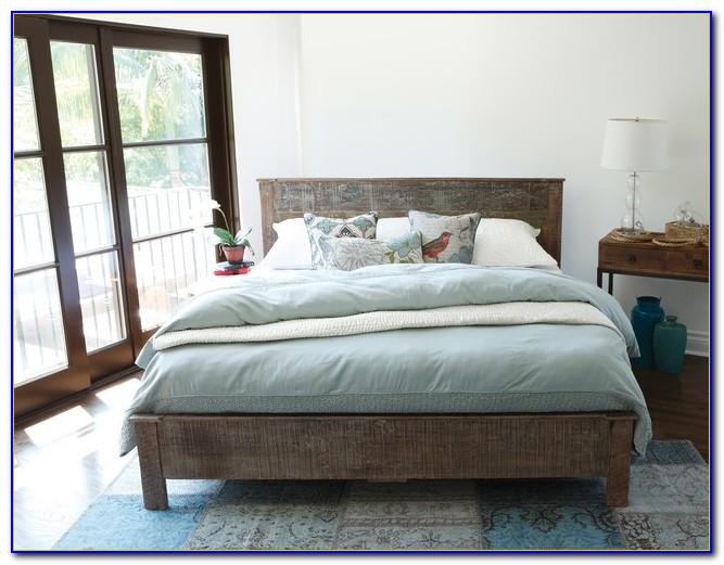 Reclaimed Wood Bedroom Furniture Los Angeles