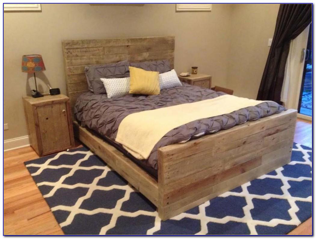 Reclaimed Wood Bedroom Furniture Uk