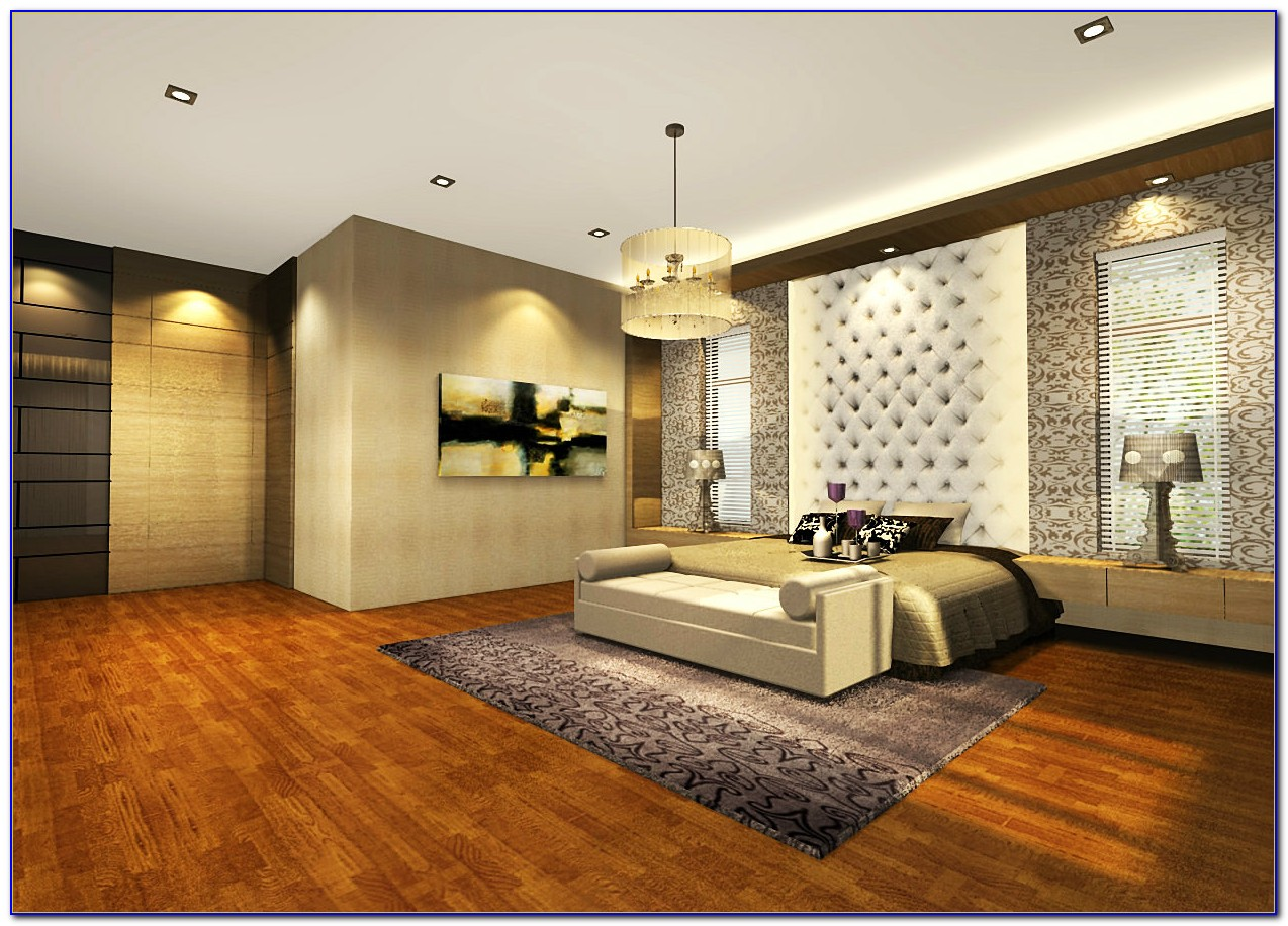 Romantic Master Bedroom Wall Art