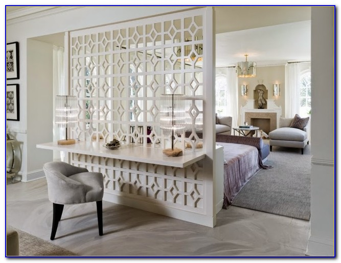 Room Divider Ideas For Bedroom