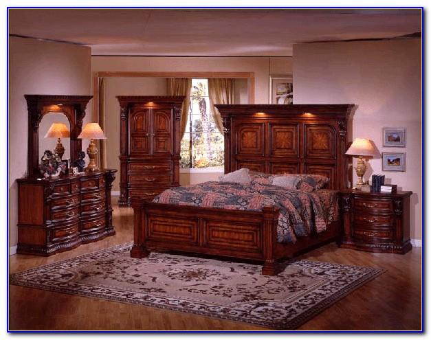 Rotta Solid Wood Furniture Bedroom Sets